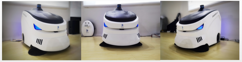 Ecobot Sweeper 91